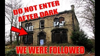 DO NOT ENTER This ABANDONED ORPHANAGE After Dark ( CHILLING DOCUMENTARY 2018)