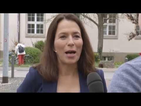 CampusTV Mainz 222 - 3 Fragen an Anne Will