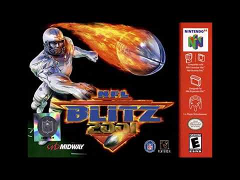 a0b792452d NFL Blitz 2001 Main Menu music(N64, PSX, Dreamcast) by Chad M.