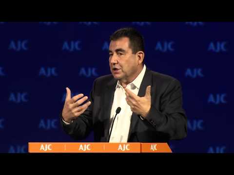 AJC Global Forum 2015: Great Debate on the Two-State Solution