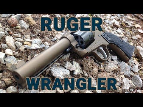 Ruger's New Affordable Plinker, Meet Ruger Wrangler