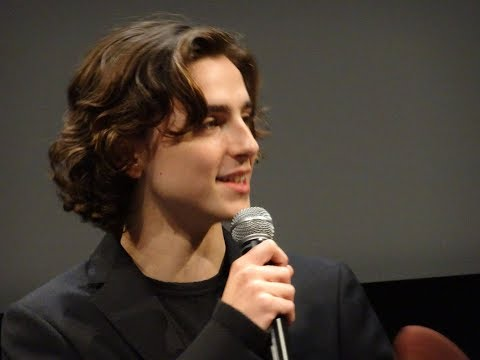 Call Me By Your Name  Q&A