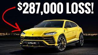 9 Cars That Depreciate Like A Stock Market Crash!!