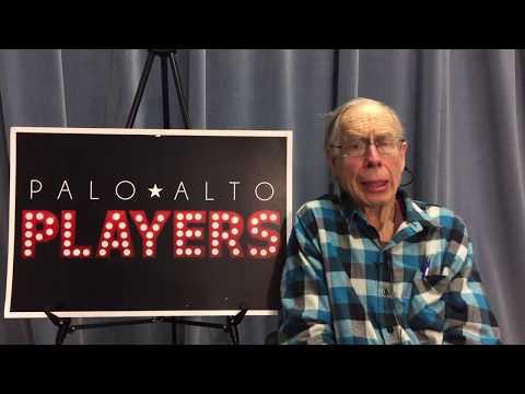 My Palo Alto Players Story: Barry Lee Johnson