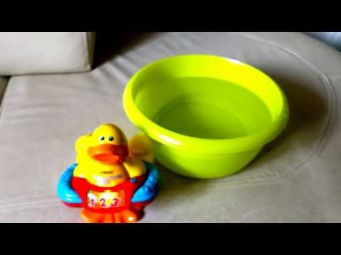 Vtech Duck Splash And Learn