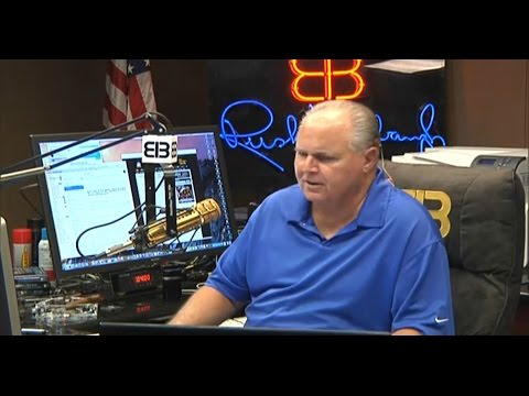 Rush Limbaugh Shredded By Caller