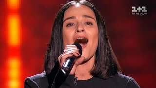 "Marta Adamchuk ""Ia vernys'"" - blind Audition - The Voice of Ukraine - season 7"