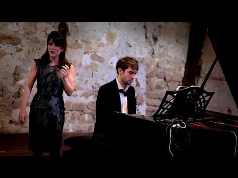 la voix humaine -Poulenc - Camille Poul, soprano - Jean Paul Pruna, piano