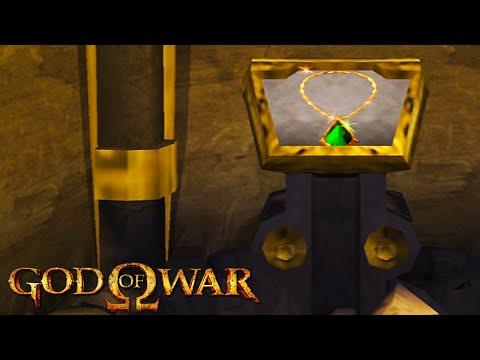 GOD OF WAR 1: GOD MODE - Puzzle do Colar de HERA #15