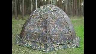 Универсальная палатка  УП-2(Палатка УП-2 + Новая печь