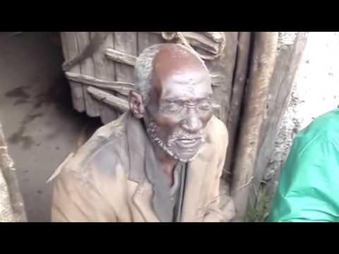 Zewde Nesibu  The servant of Emperor Menelik II & oldest man with128yrs