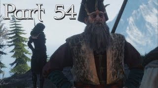The Witcher 3: Wild Hunt - New Game+ - Death March Difficulty - Part 54 - Damn it Yenn...