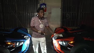 Kodak Black Pimpin Ain't Eazy Official Music Video ( But In Reverse )
