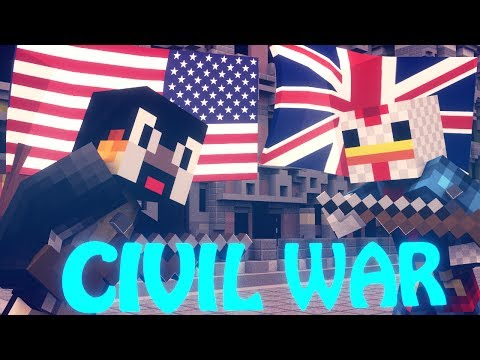 Minecraft | CIVIL WAR BATTLE - CODY VS JOE!