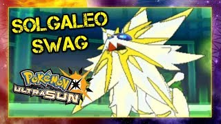 Pokemon Ultra Sun and Moon VGC 2019 Sun Series Battle - Solgaleo Swag!