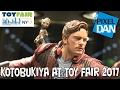 Kotobukiya Product Walkthrough at New York Toy Fair 2017