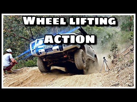 Victorian High Country - 4WD Action - Part 1/3 Offroad Vlog
