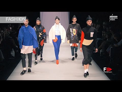 RUSSIAN SILHOUETTE Spring Summer 2018 St. Petersburg - Fashion Channel
