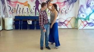 Свадебный танец жениха и невесты с репетицией. Хореограф Элла Соколова. Танец Татьяны и Владислава.