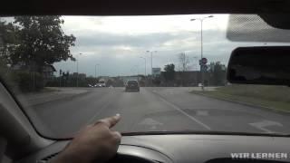 Autofahren lernen #A19: Verkehrszeichen im Stadtverkehr - Teil 1/4