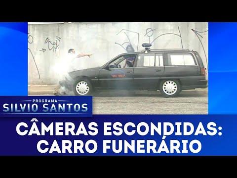 Carro Funerário | Câmeras Escondidas (01/07/18)