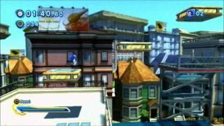 Sonic Generations (PS3): City Escape - Modern - S-Rank