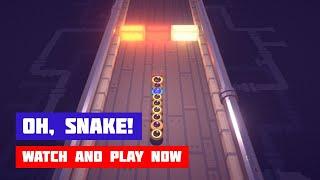 Oh, Snake! · Game · Gameplay