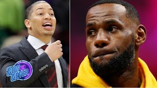 Tyronn Lue should be the new coach of the Lakers - Jorge Sedano | Now or Never