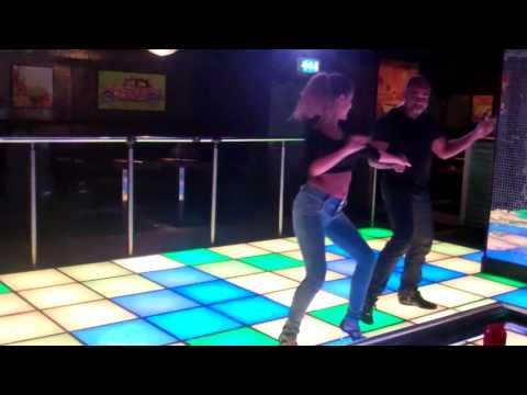 Fernanda & Carlos da Silva Brazilian Zouk Dance Performance London