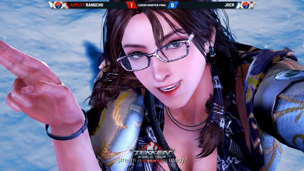 Tekken 7: AMPLFY | Rangchu vs. JDCR - REV Major 2019 - Top 8