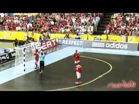 Benfica 3 - 2 Interviú | Final UEFA Futsal Cup | HD
