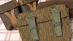Military surplus pouches for your AK SKS or Mosin Nagant