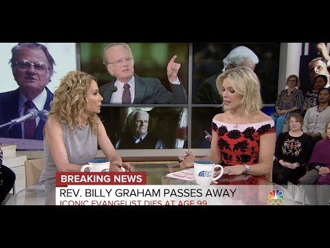 Kathy Lee Gifford Preaches The Gospel To Megan Kelly & Worldwide Audience: Also update on Billy ...