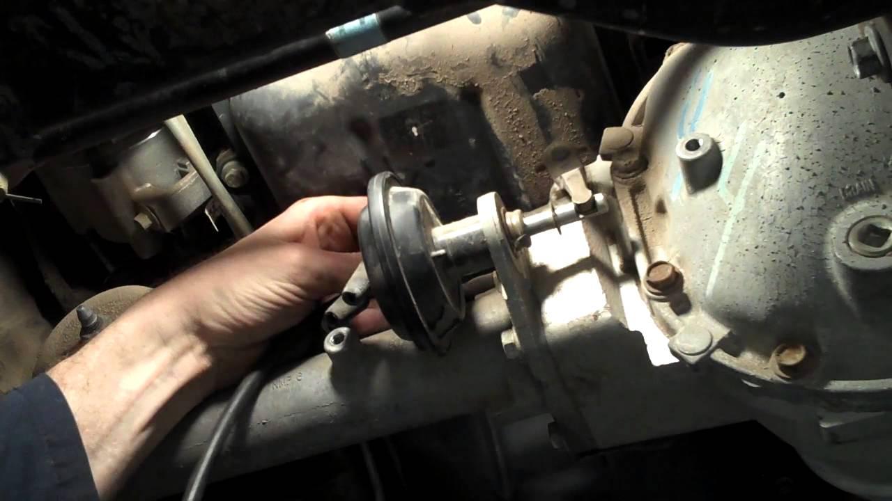 Ford 4wd Vacuum Actuaor - Front Differential