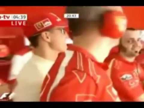 FUNNY * Michael Schumacher