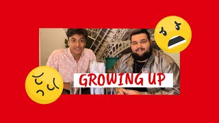 At Our Table: GROWING UP?!?!