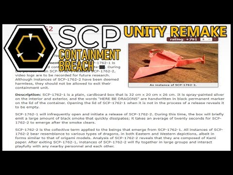 Reading HERE BE DRAGONS + 0 6 End | SCP: Containment Breach