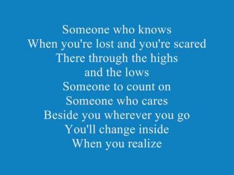 Demi Lovato - Gift Of A Friend Lyrics