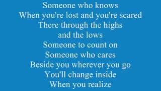 Repeat youtube video Demi Lovato - Gift Of A Friend Lyrics