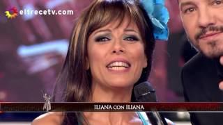 ¿Fantasía o pesadilla? Iliana Calabró se tuvo que pelear ¡con su doble!