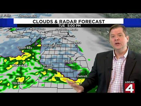 Metro Detroit Weather Forecast For Nov. 24, 2020 -- Morning Update