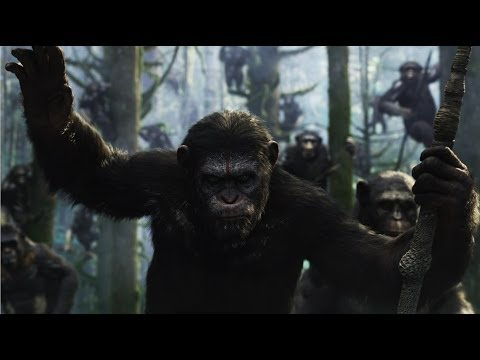 Dawn of the Planet of the Apes (2014) - Trailer music theme [HQ]
