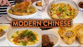 MODERNIZED CHINESE FOOD? (Fung Tu NYC) - Fung Bros Food