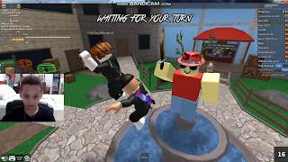 !! ROBLOX W/FRIENDS!! ( PART 1 )