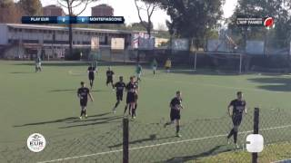 Play EUR 2-1 Montefiascone | Promozione - 13ª | Highlights