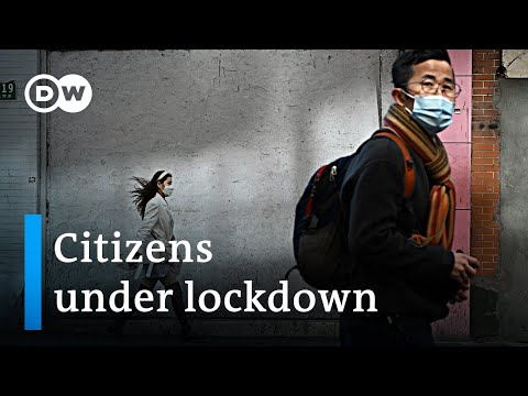 Coronavirus: China Bans Citizens From Leaving Their Homes | DW News