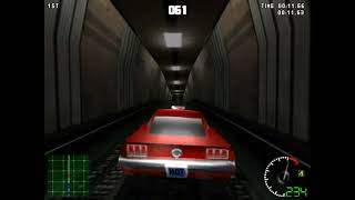 1968 Ford Mustang Hotrod - Test Drive 5 (PC)