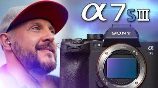 Sony A7S III - ПРЕВЬЮ – 12мп в 2020 году – это круто или нет ?