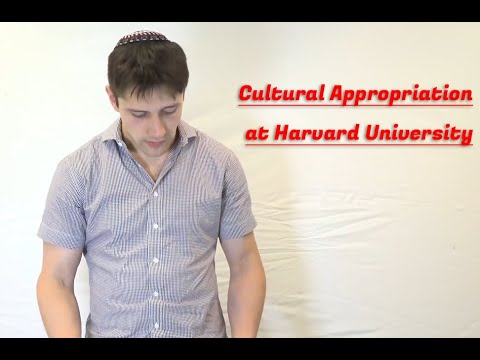 Cultural Appropriation at Harvard