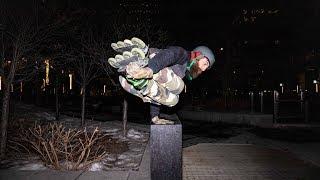 Skate Ninja - Lesson 1 - Calculated Risk